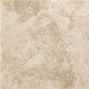LuxuryVinyl PermastoneTile TR301 Travertine-Cashmere