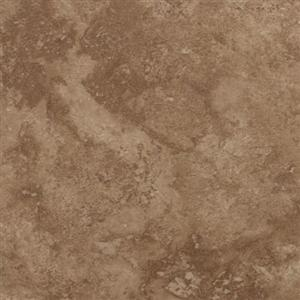 LuxuryVinyl PermastoneTile TR302 Travertine-Caramel