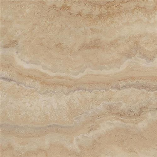Swatch for Cascade Travertine Cafe flooring product