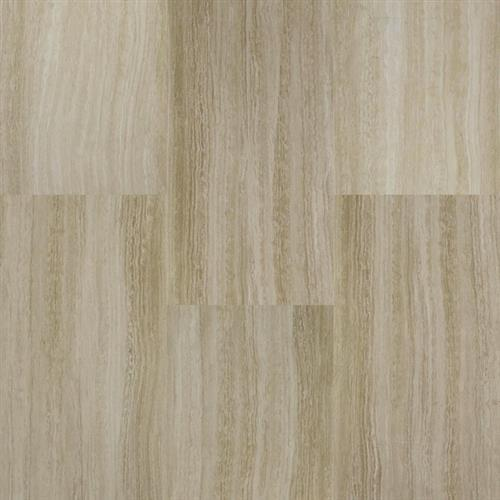 A close-up (swatch) photo of the Mineral   Travertine flooring product