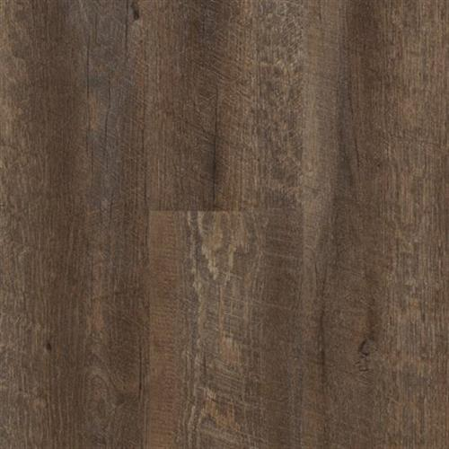 A close-up (swatch) photo of the Flamed Oak   Pewter flooring product