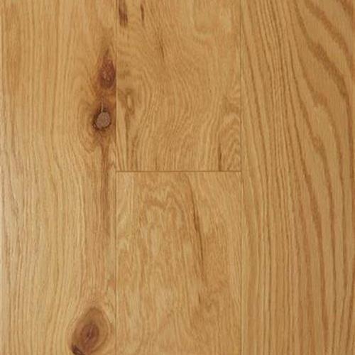 "Red Oak - Natural 5"""