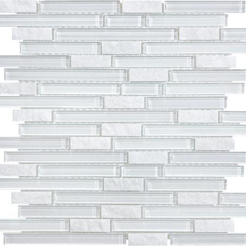 Bliss - Glass Slate/Quartz Norwegian Ice Linear Blend