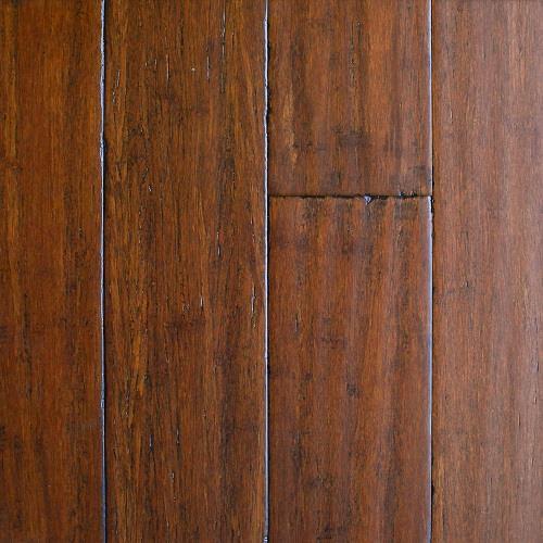 Solid Lock Strandwoven Bamboo HS Sarsaparilla