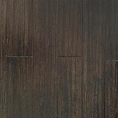 Solid Strandwoven Bamboo Handscraped Amaretto