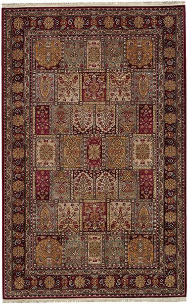 <div><b>Collection</b>: Antique Legends <br /><b>ProductLineName</b>: Bakhtiyari <br /><b>Construction</b>: machine made <br /><b>Fiber</b>: 100% New Zealand Wool <br /><b>Style</b>: Traditional / Oriental <br /></div>