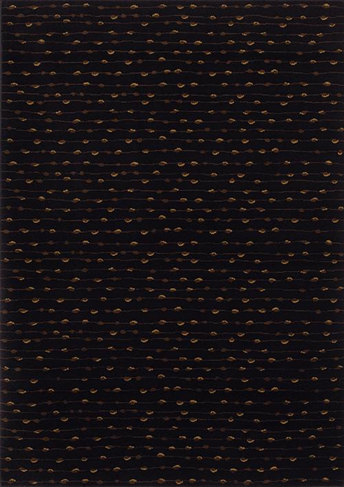 Beaded Curtain Black