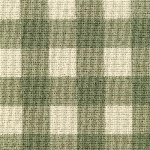 French Check Green 29773