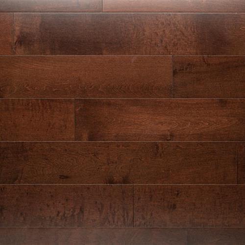 Urban Lifestyle  Smooth Series in Maple Bordeaux - Hardwood by Urban Floor