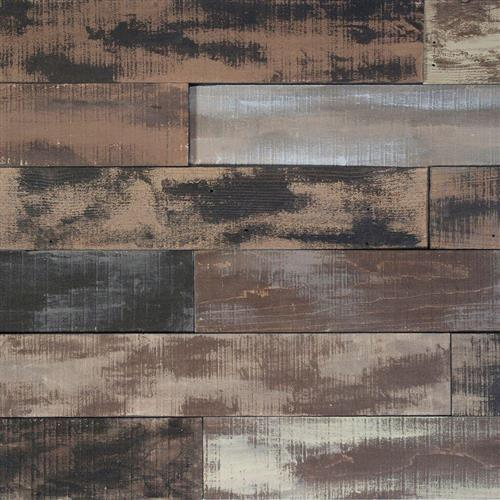Deco Planks Weathered Brown