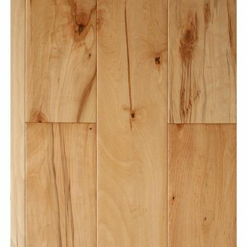 A close-up (swatch) photo of the Beech Heartwood Natural flooring product