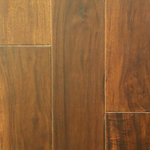A close-up (swatch) photo of the Acacia Black Walnut flooring product