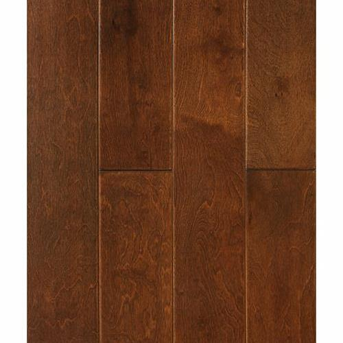 A close-up (swatch) photo of the Maple Almond flooring product