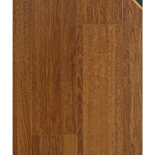 A close-up (swatch) photo of the Santos Mahogany flooring product