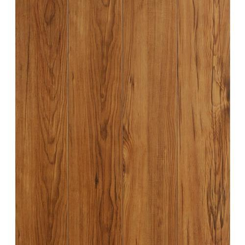 A close-up (swatch) photo of the Red Pine flooring product
