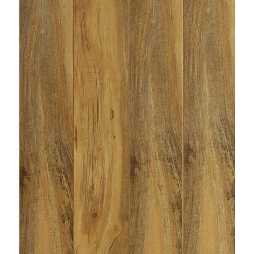 A close-up (swatch) photo of the Rustic Hickory flooring product