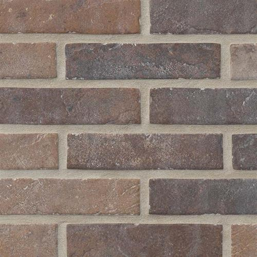 Brickstone Red - 2X10