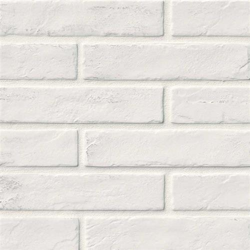 Brickstone White - 2X10