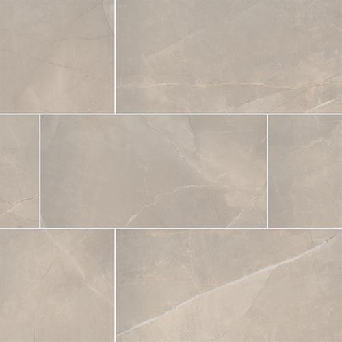 Sande in Cream  Mosaic - Tile by MSI Stone