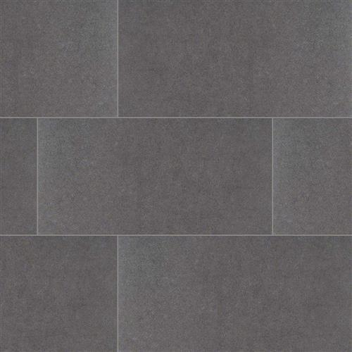 A close-up (swatch) photo of the Graphite Mosaic flooring product