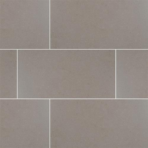 Dimensions in Gris  24x48 - Tile by MSI Stone