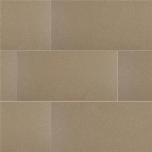 A close-up (swatch) photo of the Khaki flooring product