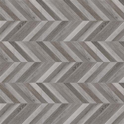 A close-up (swatch) photo of the Gris Platinum flooring product