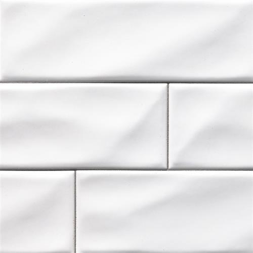 Whisper White in White   4x12 - Tile by MSI Stone