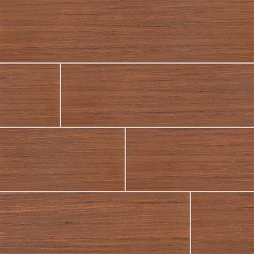 Sygma Wood Plank Ceramic Tile Caf