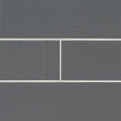 Urbano in Graphite 3d MIX - Tile by MSI Stone