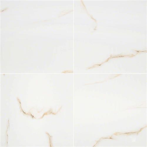 CeramicPorcelainTile Aria Bianco Polished  main image