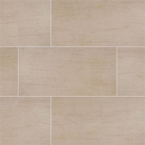 A close-up (swatch) photo of the Beige   18x36 flooring product