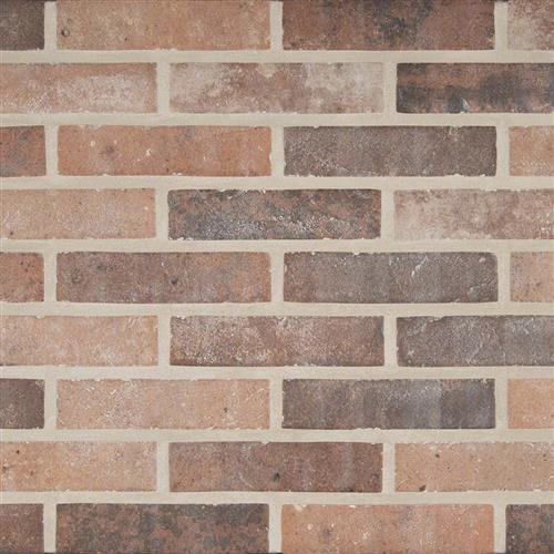 Msi Capella Wood Plank Porcelain Tile Red Brick Ceramic