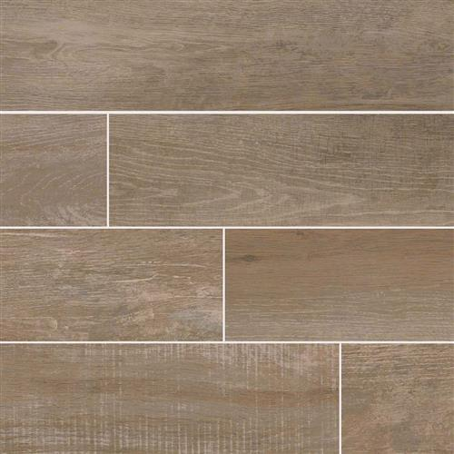 Capella Wood Plank Porcelain Tile Stable