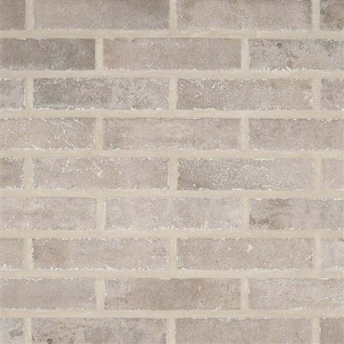 Capella Wood Plank Porcelain Tile Taupe Brick