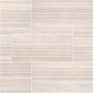 CeramicPorcelainTile Essentials NCHAWHI1224 White