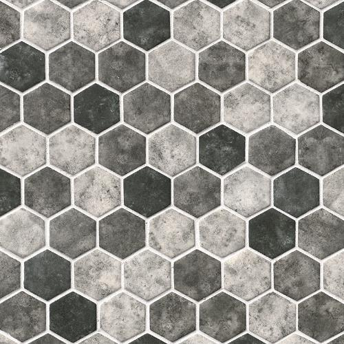 Urban Tapestry Hexagon