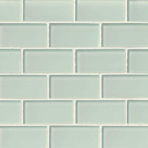 Glass Subway Tile 2x4