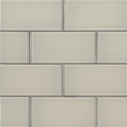 Snowcap White 3X6