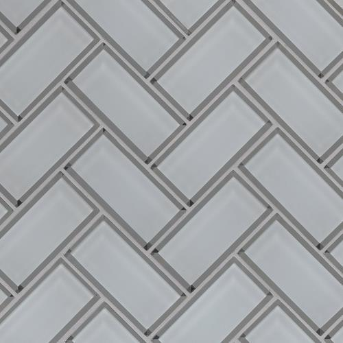 Ice Ice Bevel Herringbone