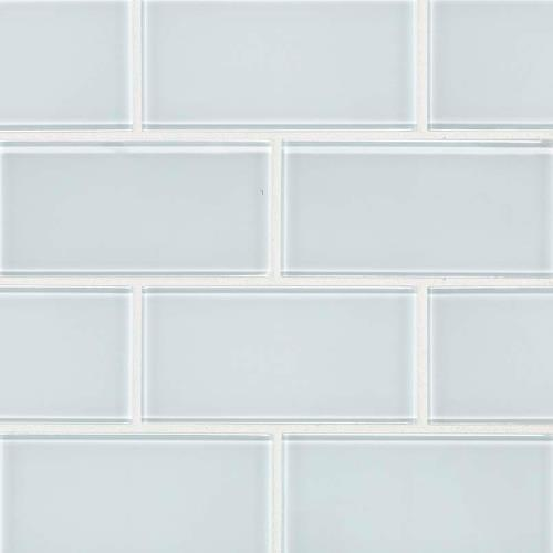 Ice Subway Tile 3X6