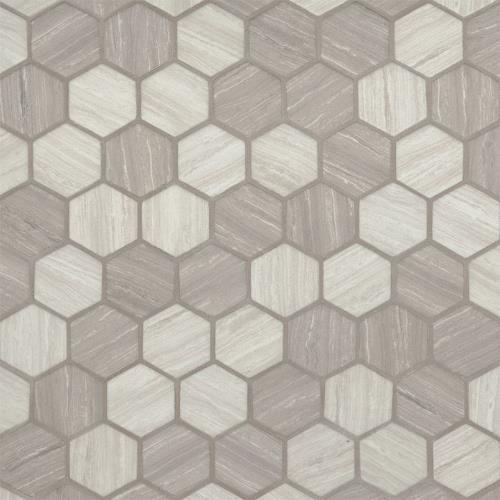 Silva Oak Hexagon