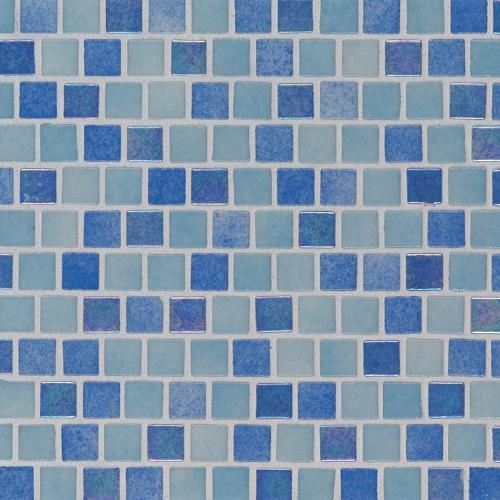 Hawaiian Coast Glass Tile