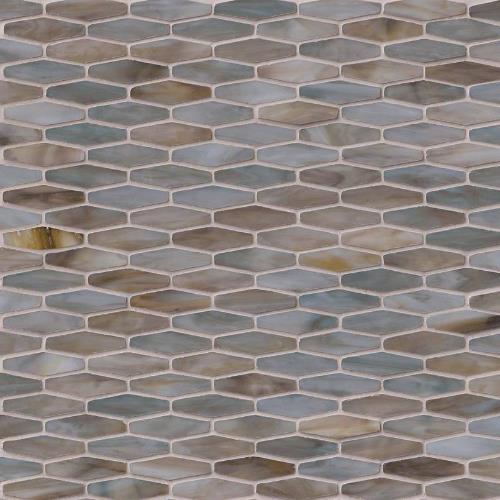 Mochachino Hexagon Pattern