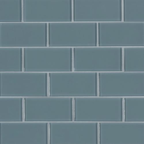 Harbor Gray Subway Tile 2X4