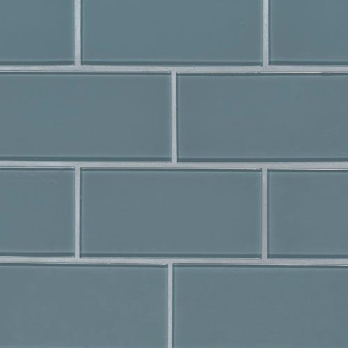 Harbor Gray Subway Tile 3X6