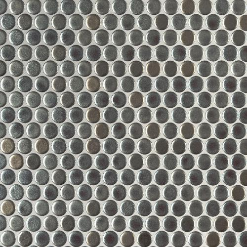 Metallico Penny Round
