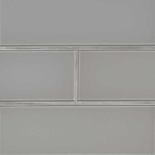 Oyster Gray Subway Tile 4X12
