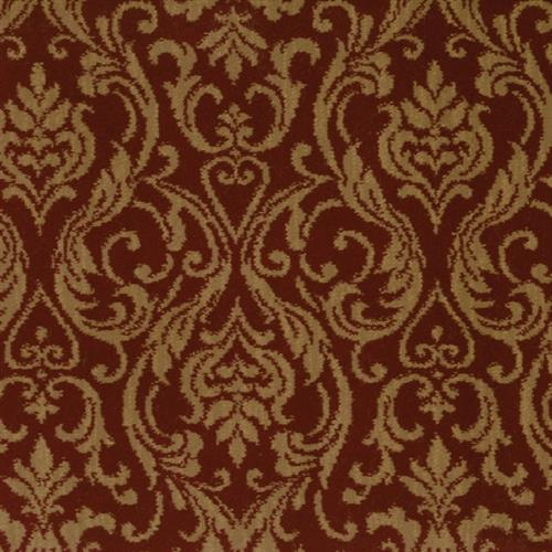 Lake Como in Cherry - Carpet by Stanton