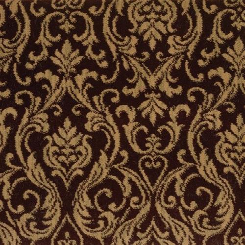 Lake Como in Plum - Carpet by Stanton